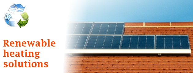 Renewable heating sources across the East Midlands