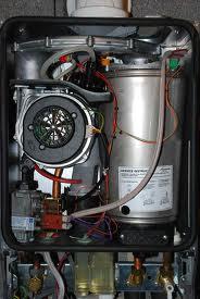 Boiler safety check