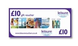£10 Leisure voucher