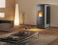 Windhager FireWIN biomass pellet stove