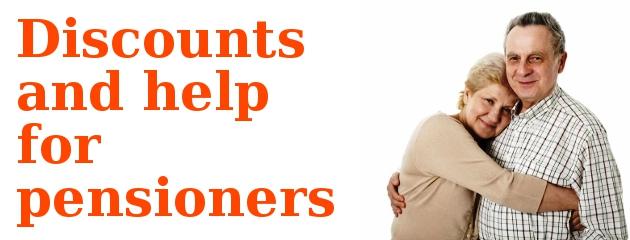 Plumbing Amp Heating Discounts For Pensioners Citigas Egs Ltd
