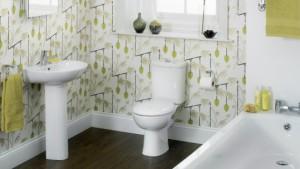Bristan Dune Ecosmart bathroom suite