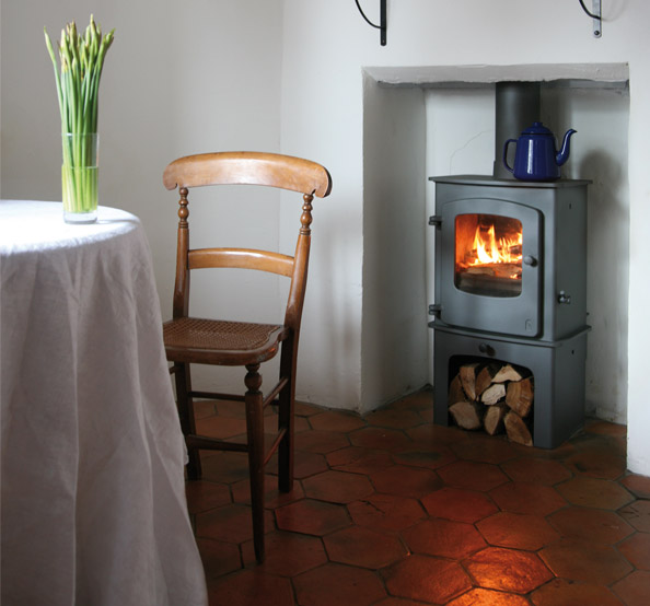 Charnwood Cove 1 multi fuel stove