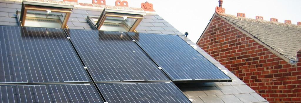 Solar photo voltaic (PV) installation