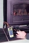 Gas fire repair