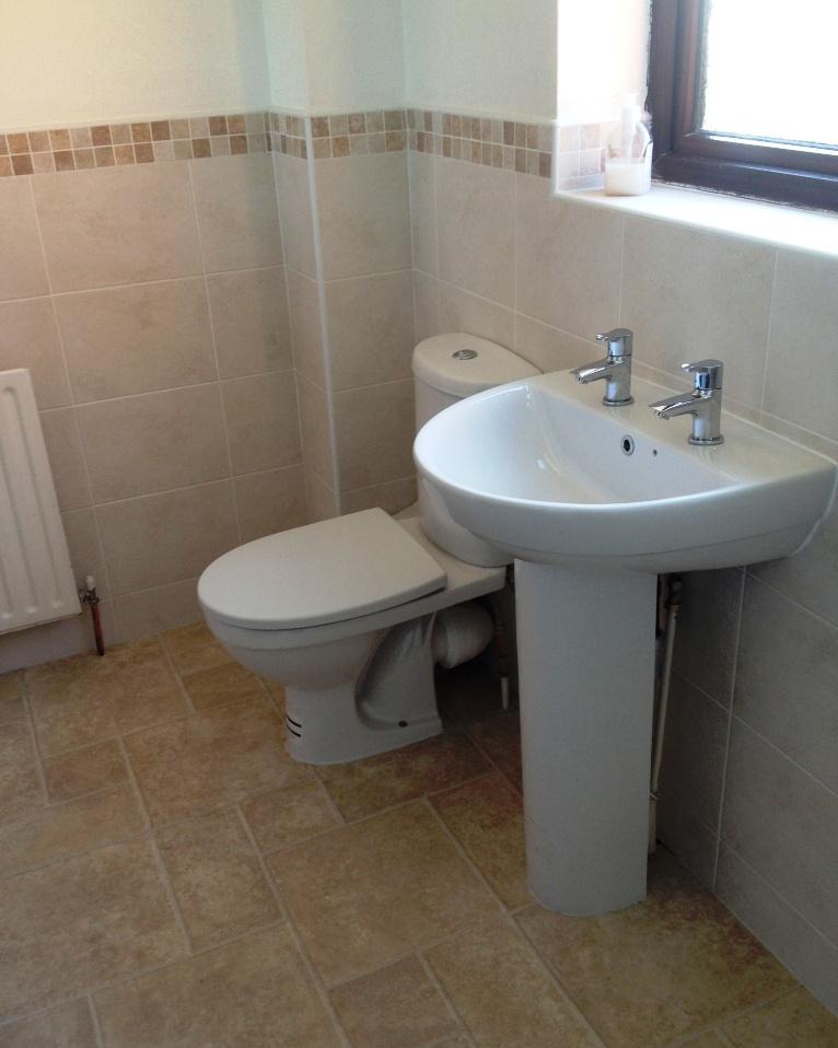 Twyfords Refresh bathroom suite