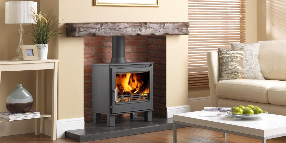 ACR Buxton multi fuel stove