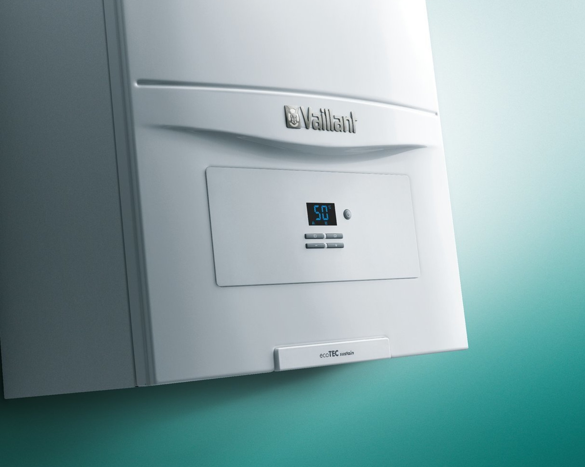 Vaillant central heating boiler